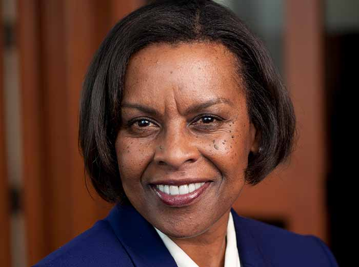 Gwendolyn M. Hall