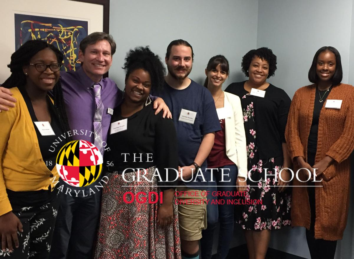 Office Of Graduate Diversity And Inclusion The University Of Maryland Graduate School